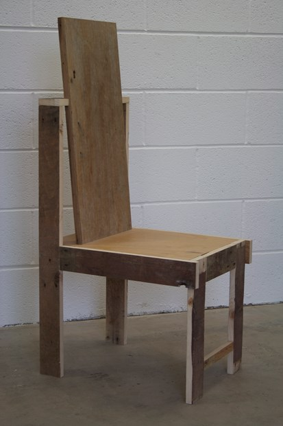 No Title (Marcel chair)