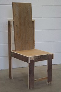 No Title (Marcel chair), by Colin Lindsay