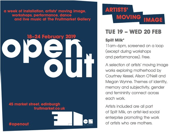 Open Out, by Alison ONeill