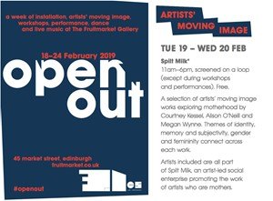 Open Out, by Alison O'Neill