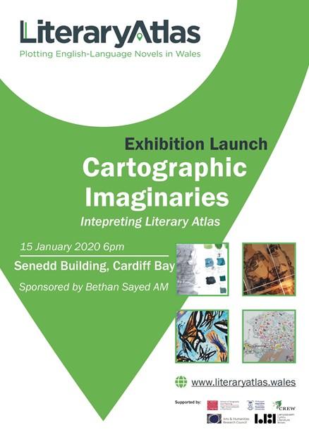 Cartographic Imaginaries exhibition
