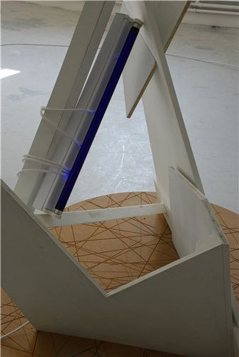 Blaumachen (Maquette for a Monument to Bunking Off)