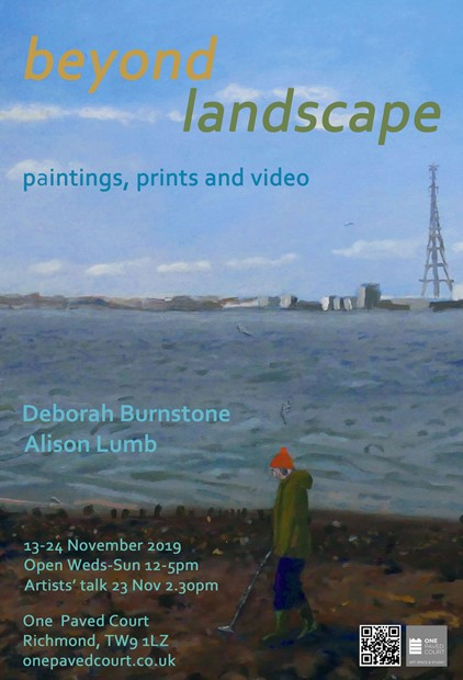 'Beyond Landscape' show and artists' talk