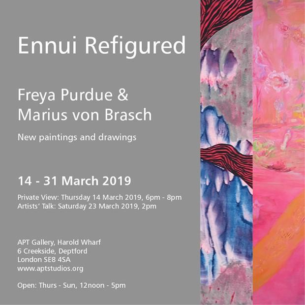 Ennui Refigured, by Freya Purdue