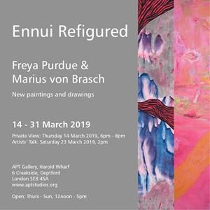 Ennui Refigured, by Freya Purdue