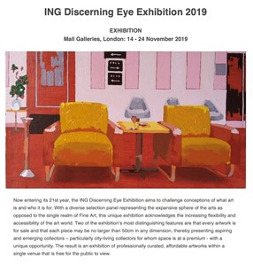 ING DiscerningEye Exhibition, by Jad Oakes