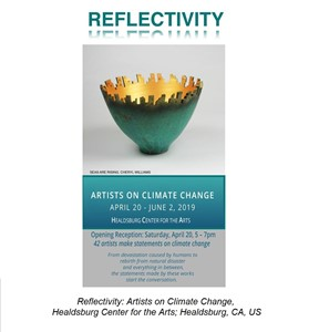 Reflectivity: Artists on Climate Change, by Inguna Gremzde
