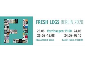 Fresh Legs, by Inguna Gremzde