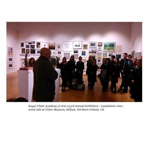 Royal Ulster Academy of Arts, by Inguna Gremzde