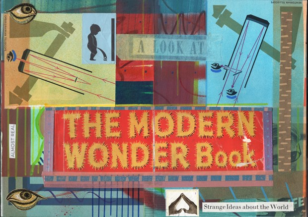 Modern Wonder | Ian Wilkins | Axisweb: Contemporary Art UK