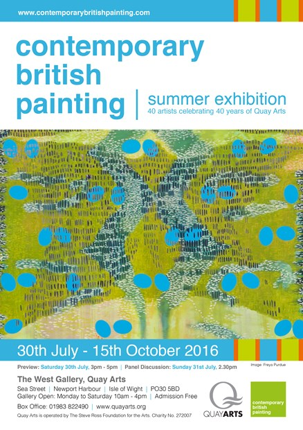 Contemporary British Painting Summer Exhibition