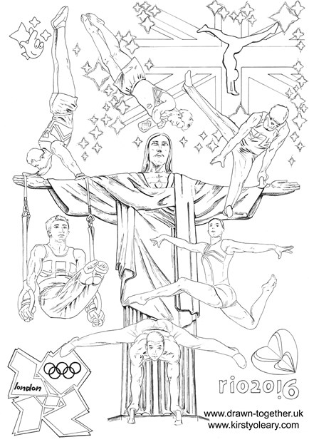 Olympic drawing commission