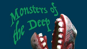 Monsters of the Deep - Sea Monster Band, by Eldi Dundee