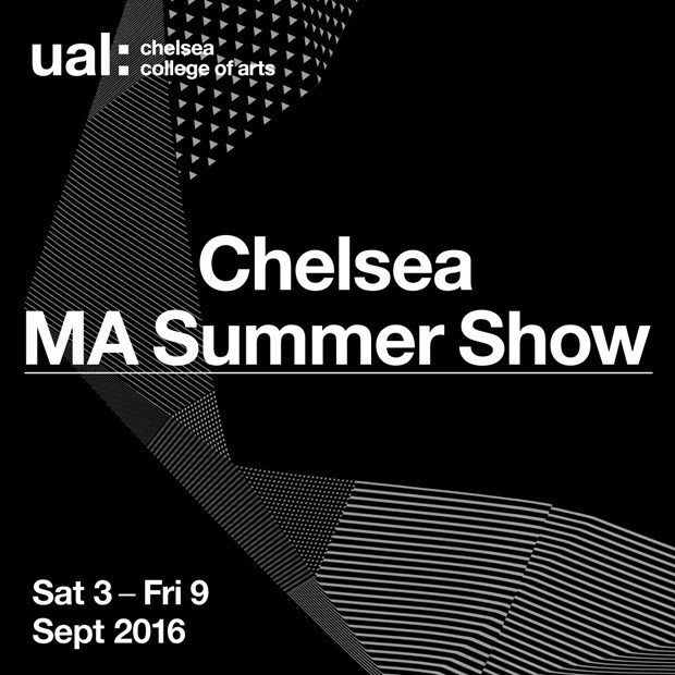 Chelsea College of Arts: MA FINE ART SUMMER SHOW
