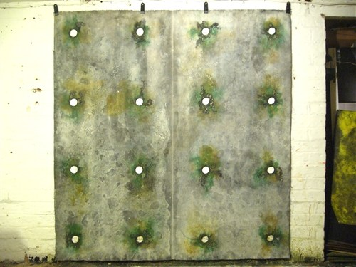 Concrete Wall (Sizewell A)