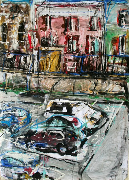 Car Park Sullivan's Quay