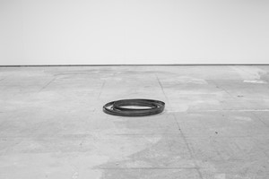 Three Circular Forms (Expanded / Collapsed), by James Murray