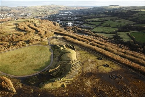SULTAN, PIT PONY LANDFORM - Credit: Steve Brockett