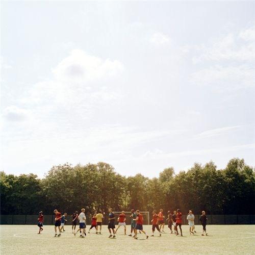 Fisher FC Training