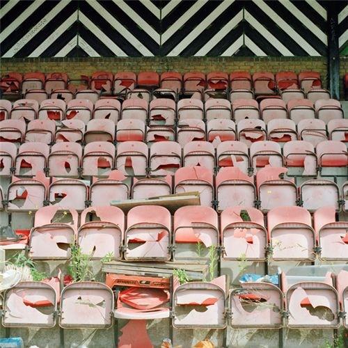 Surrey Docks Stadium Stands