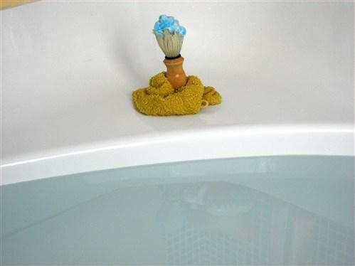 Bathtime Shave