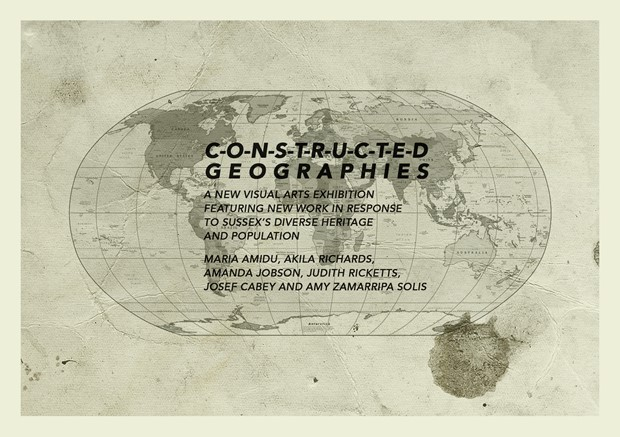 Constructed Geographies: She Resides Here, by Amanda Jobson
