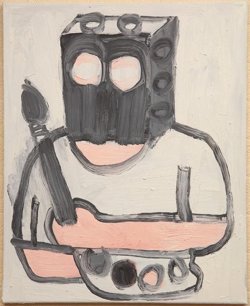 Masked Artist