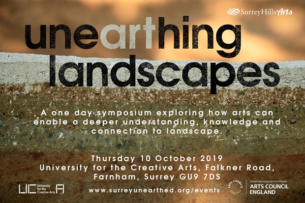 Unearthing Landscapes