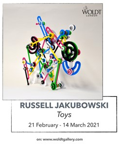 Toys - Online Exhibition, by Russell Jakubowski
