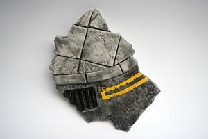 Street Fragment, by Jemma Watts