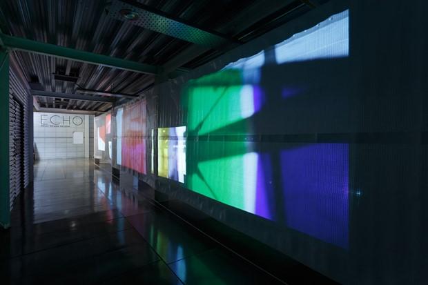 Holly Rowan Hesson:  Echo   Pyramid Arts Centre - review by Corridor8