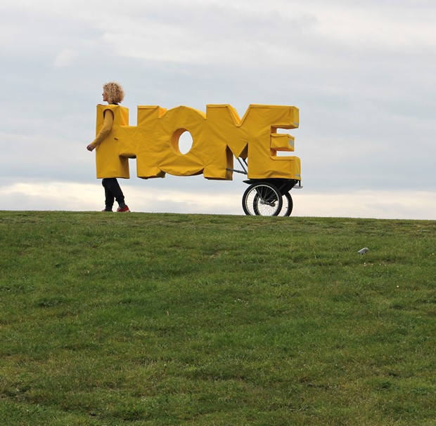 HOME-ing at the Sidney Nolan Trust, by Harriet Hill