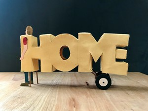HOME-ing, by Harriet Hill