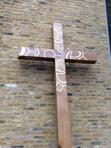 Cross, by Harriet Hill