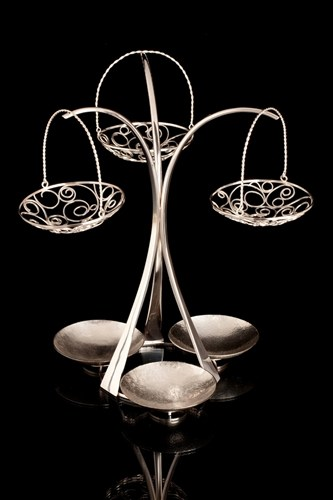 Epergne / table centre piece