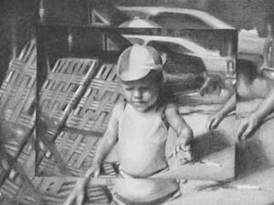 Boy Still 1, by Susannah Douglas