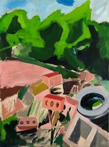 Undergrowth, by Joshua Armitage