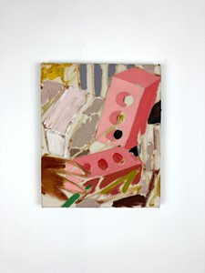 Bricks II, by Joshua Armitage