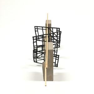Emotional Architecture #4, by Amanda Chambers