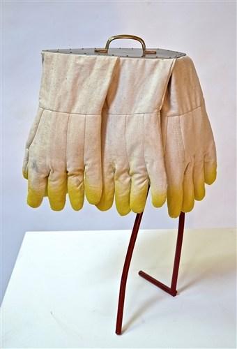 Beneath the skirt