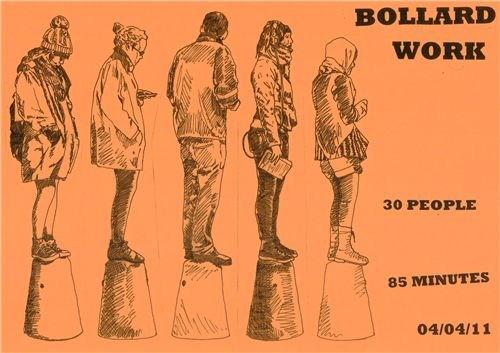 Bollard Work