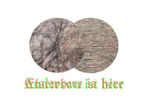 Elsewhere is here : Anderswo ist hier, by David Morgan-Davies