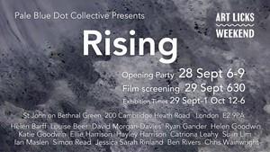 Rising Film screening, by David Morgan-Davies