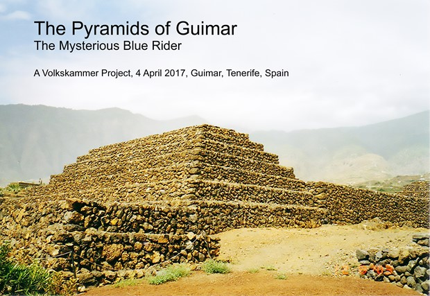 The Pyramids of Guimar