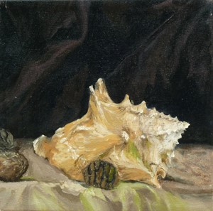 sea shell, by Cherie Smith