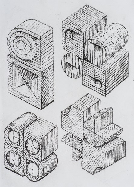 Circles and square forms
