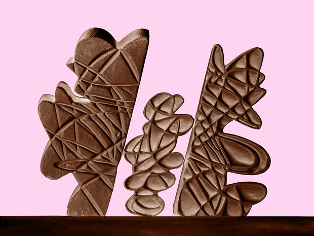Chocolate Squiggles