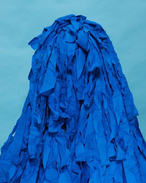 Chroma Blue Ghillie