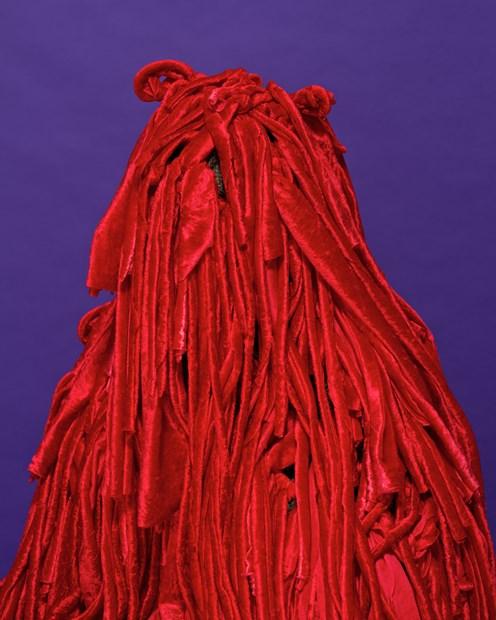 Red Velvet Ghillie