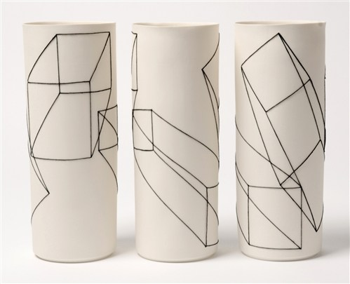 Geometric Cylinders with Overlapping Images